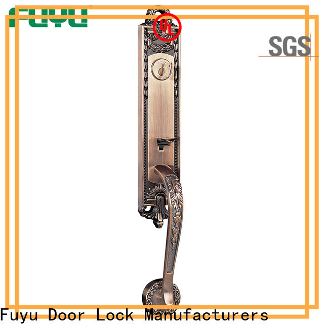 quality customized zinc alloy door lock test on sale for entry door