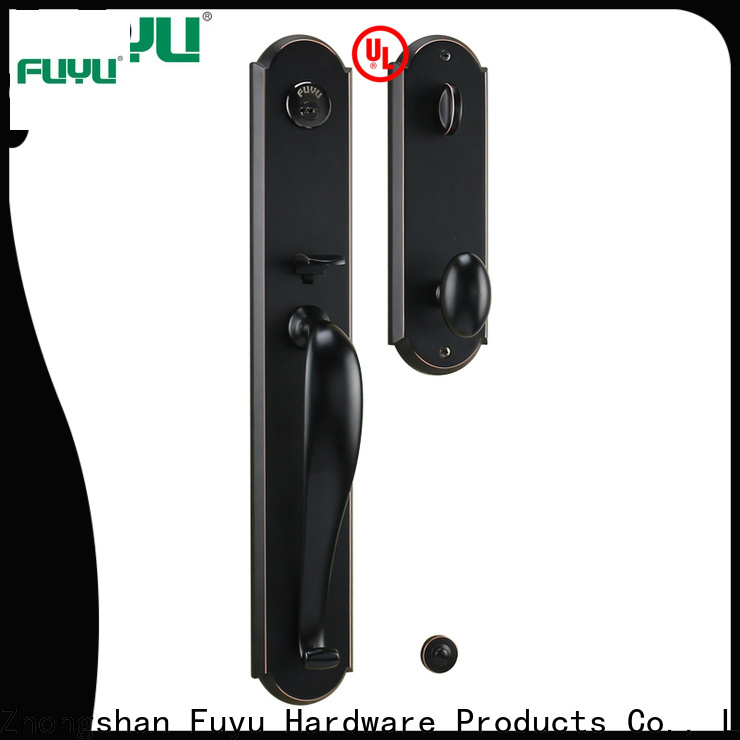 FUYU online best home door locks with latch for mall