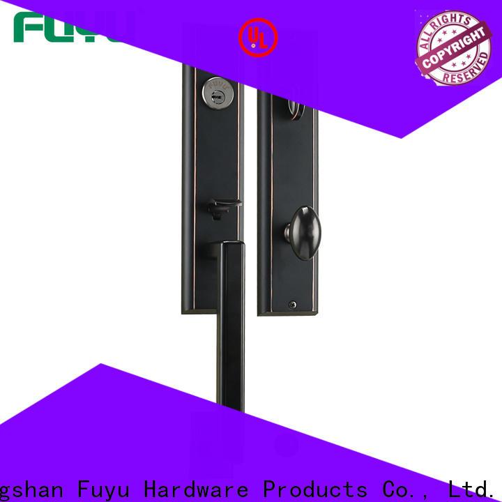 FUYU sale zinc alloy villa door lock meet your demands for entry door