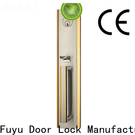 FUYU top 5 mortice lock with latch for mall