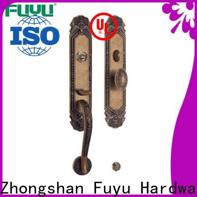 FUYU custom multipoint lock supplier for residential