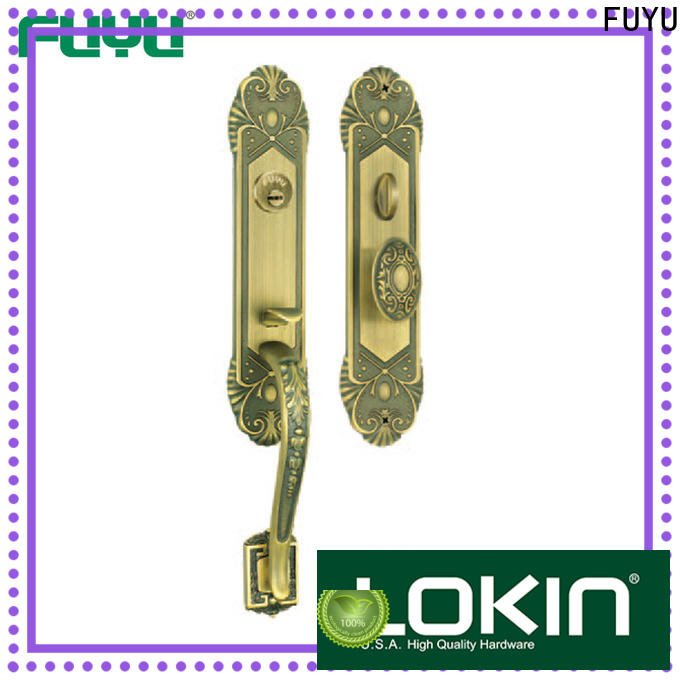FUYU custom residential doors supplier for wooden door