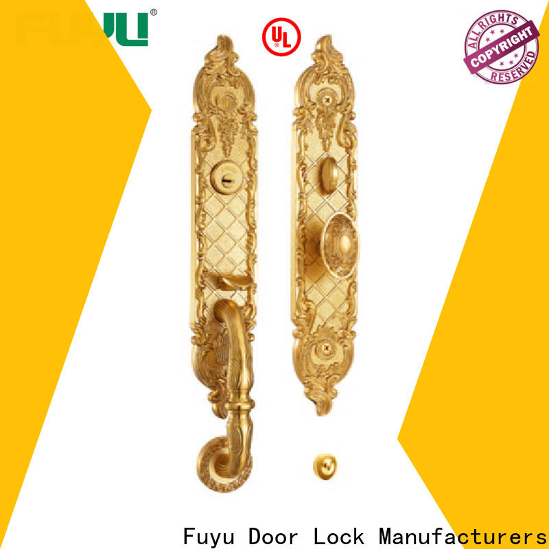 FUYU high security high security door locks manufacturer for residential