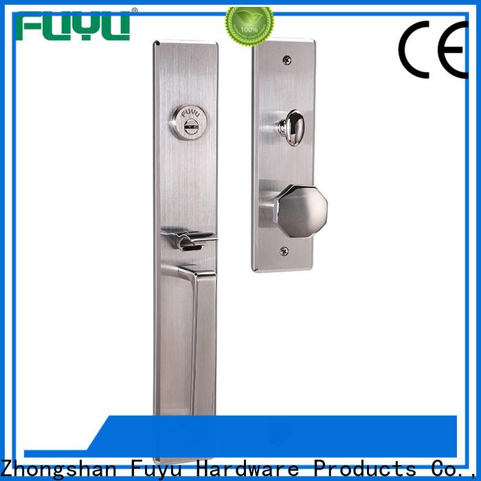 FUYU american door lock supplier for wooden door