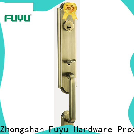 high security residential doors manufacturer for shop