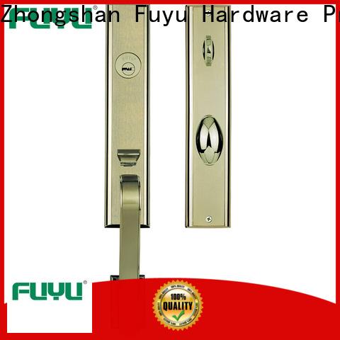 FUYU high security door locks manufacturer for shop
