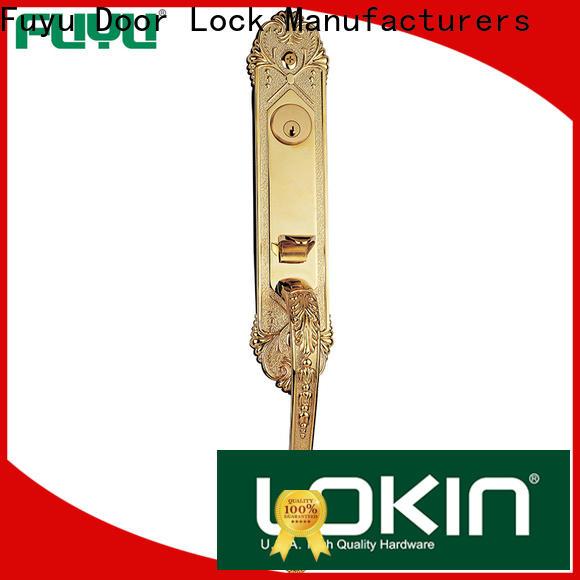 high security entry door locks manufacturer for wooden door