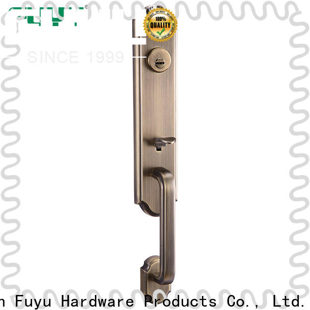 FUYU high security residential doors for sale for mall