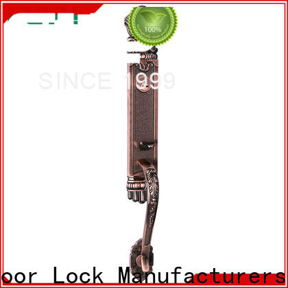 high security multipoint lock supplier for residential