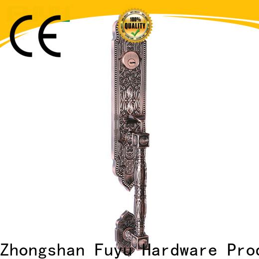 quality grip handle door lock supplier for home