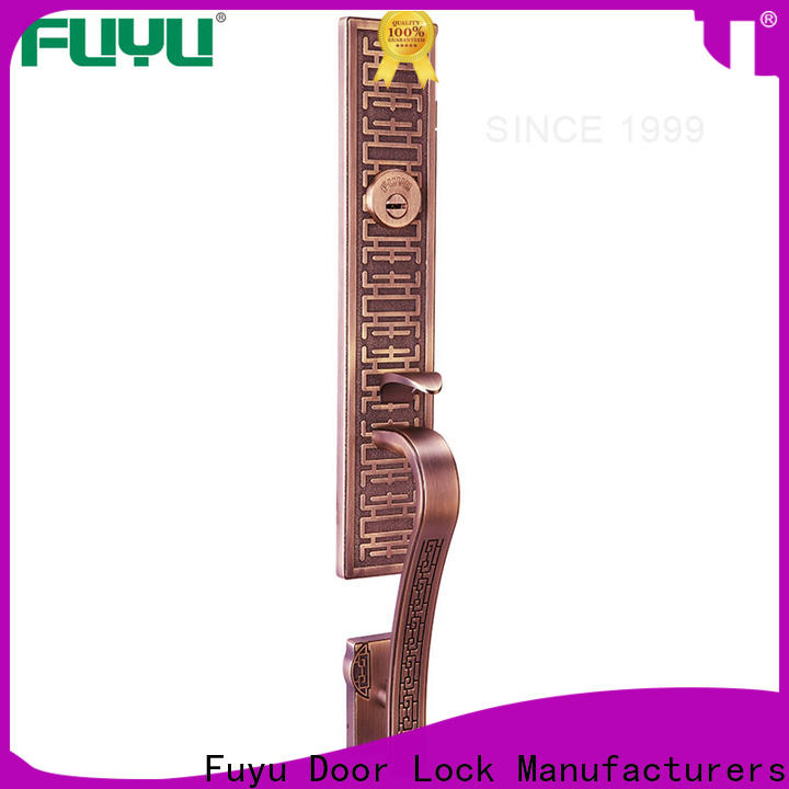 FUYU quality american door lock manufacturer for home