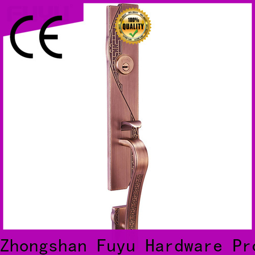 FUYU quality entry door locks supplier for residential