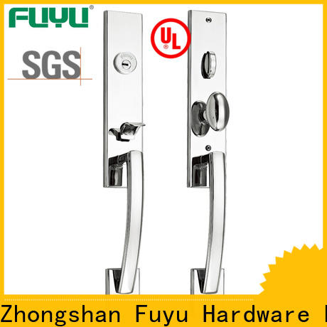 FUYU custom high security door locks for sale for entry door