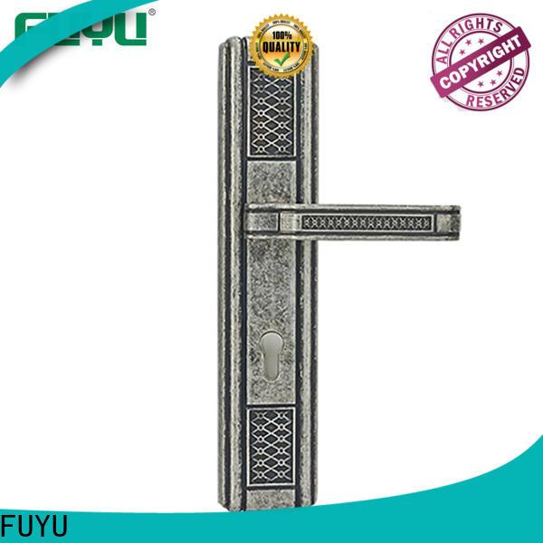FUYU durable zinc alloy door lock on sale for indoor