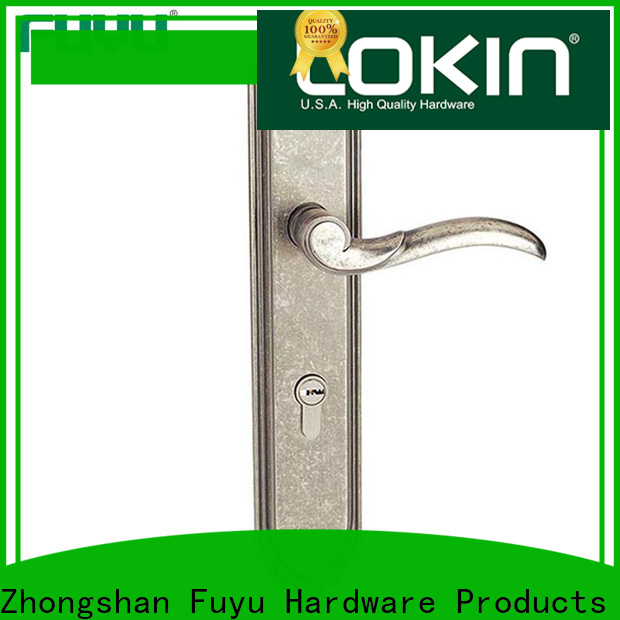 FUYU quality 5 lever lock meet your demands for mall