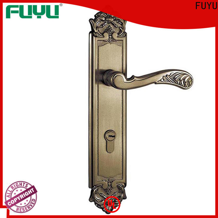 FUYU best main door locks extremely security for home