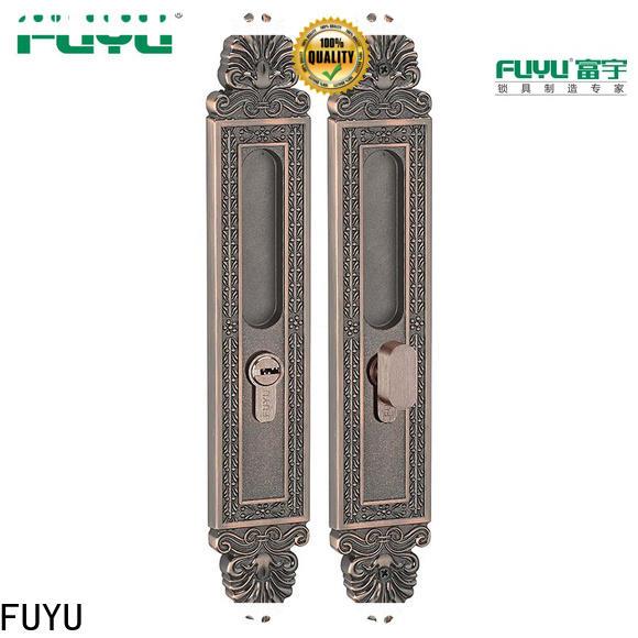 oem zinc alloy mortise handle door lock finish on sale for entry door