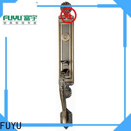 FUYU oem door lock design on sale for shop