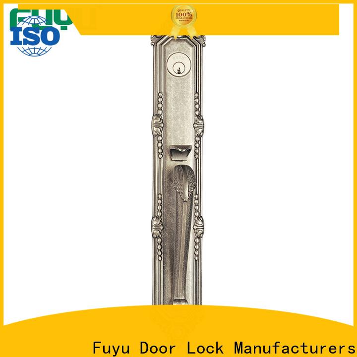 FUYU quality high security door locks supplier for wooden door