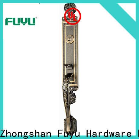 custom grip handle door lock manufacturer for residential
