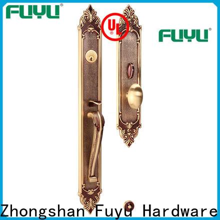 FUYU oem handle door lock for sale for home