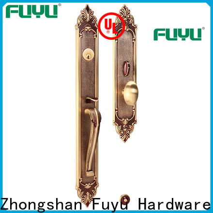 FUYU oem handle door lock for sale for home