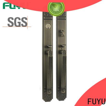 FUYU american door lock manufacturer for mall