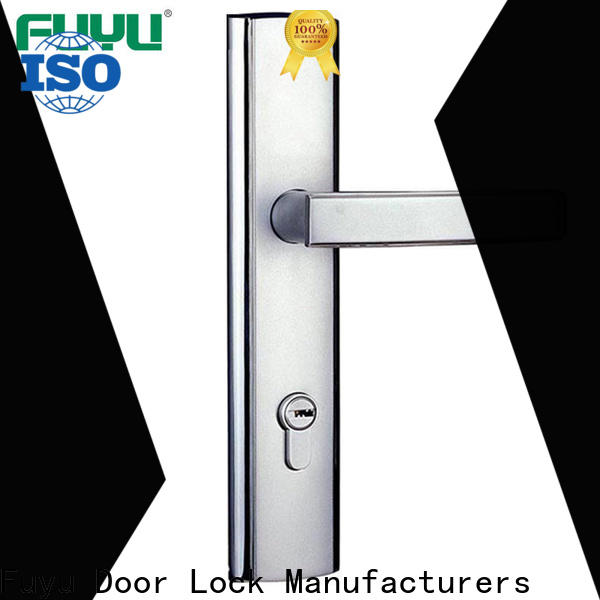 FUYU online apartment door locks on sale for mall