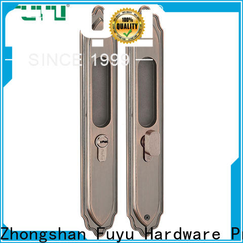 high quality exterior sliding door lock for sale for wooden door