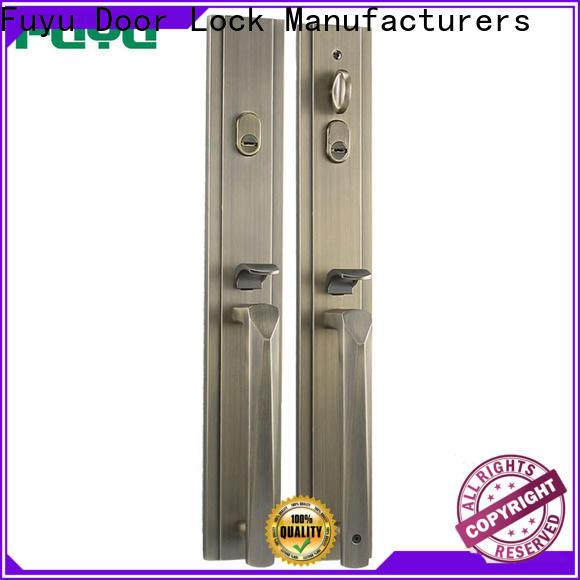 FUYU entry door locks supplier for home