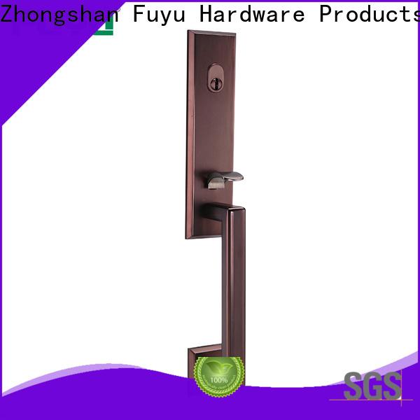 FUYU best handle door lock manufacturer for residential