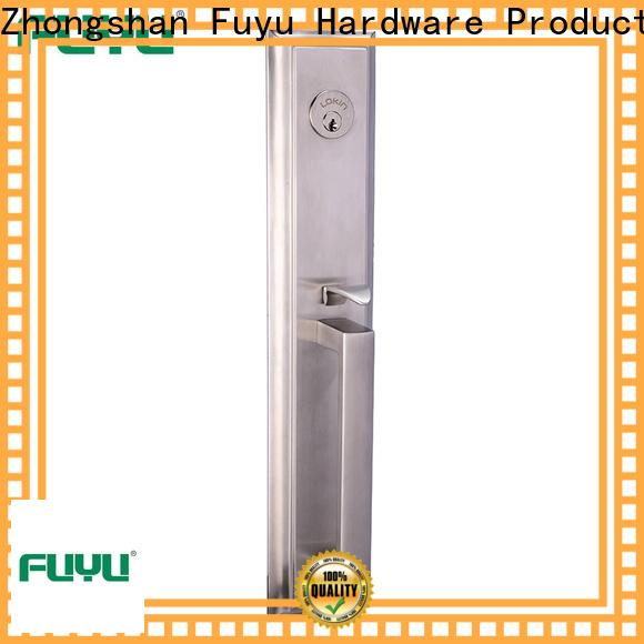 FUYU oem office door lock on sale for mall