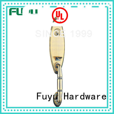 FUYU american american style zinc alloy door lock locks factory