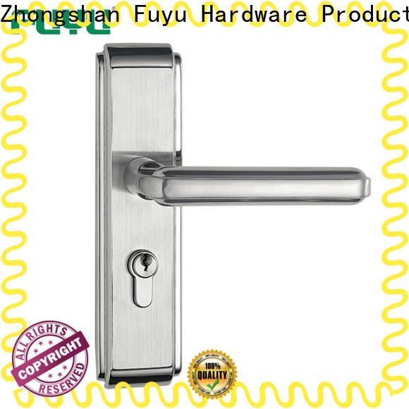 FUYU durable custom stainless steel door lock with international standard for home