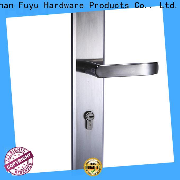 FUYU ss indoor lock key with international standard for wooden door