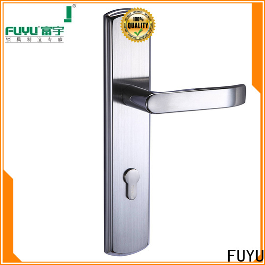FUYU high security mortise door lock extremely security for home