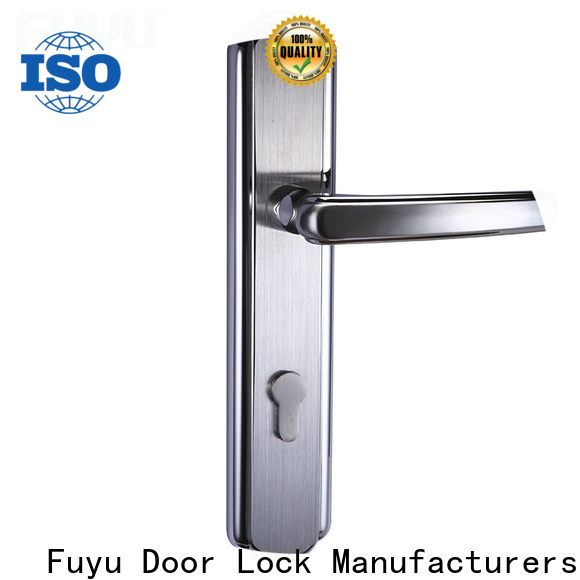 FUYU best mortise locks extremely security for wooden door