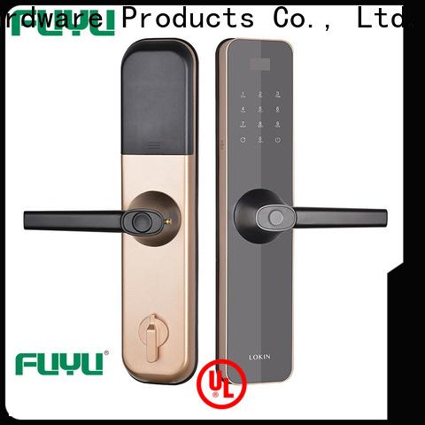 FUYU keypad door lock with international standard for home