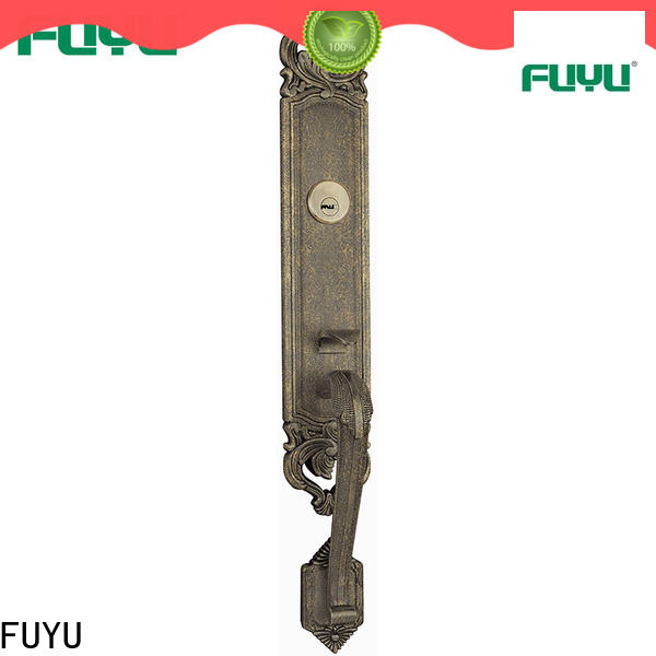 FUYU custom best locks for home with latch for shop