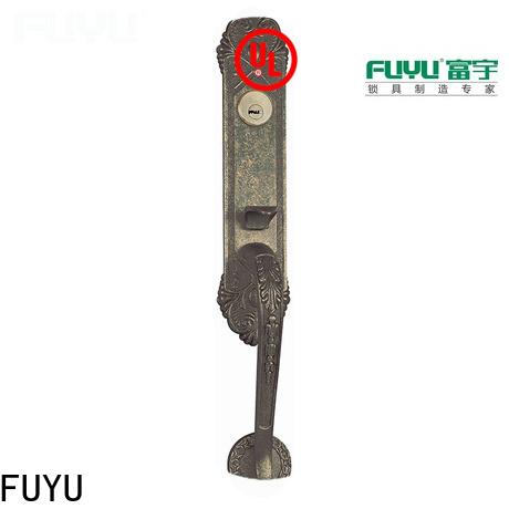 FUYU chinese zinc alloy mortise door lock meet your demands for shop