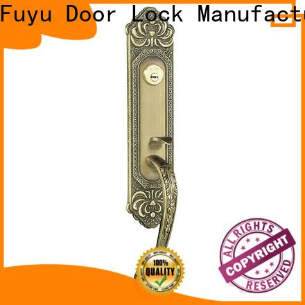 custom zinc alloy mortise handle door lock residence meet your demands for mall
