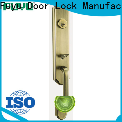 custom american style zinc alloy door lock solid with latch for shop