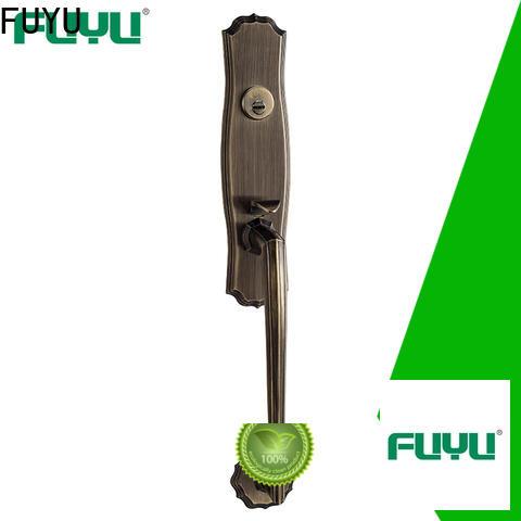 FUYU steel zinc alloy door lock for wood door meet your demands for shop