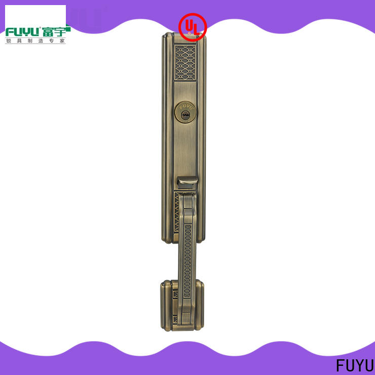 quality zinc alloy door lock factory top with latch for shop