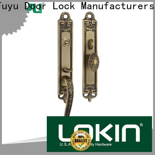 custom brass door locks and handles mortise meet your demands for shop