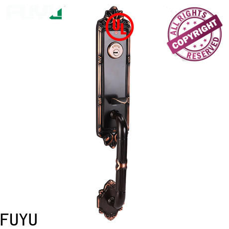 FUYU classical brass mortise lock meet your demands for residential