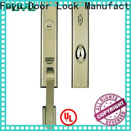 FUYU high security apartment door locks meet your demands for entry door