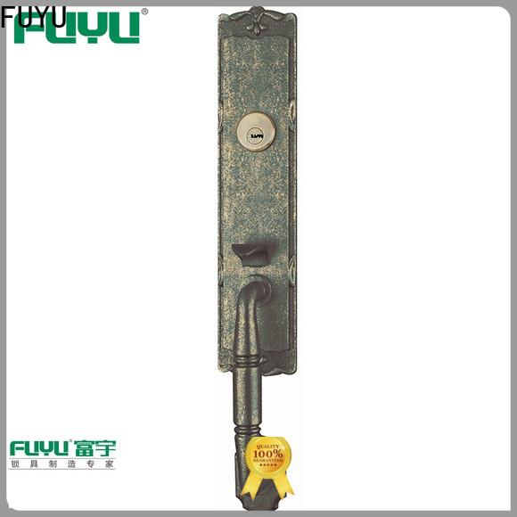 FUYU entry door locks for sale for shop