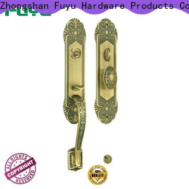 FUYU best handle door lock for sale for entry door