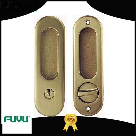 FUYU sliding door security lock supplier for home